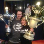 winners solo christaan Titz & Marte Weijers